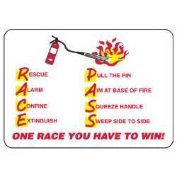 Pass Fire Extinguisher Procedure