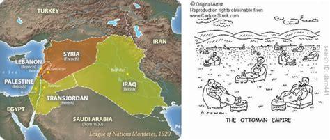 Ottoman Empire History Summary - and mandates history 12