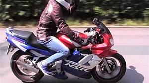 Honda Nsr 125 First Ride