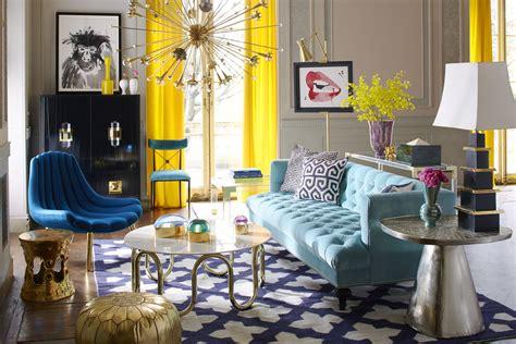 jonathan adler  luxe   living room