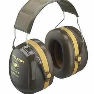 Casque Anti Bruit Musique : casque anti bruit pour chasseur et multi usage peltor bull ~ Dailycaller-alerts.com Idées de Décoration