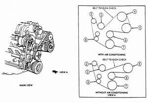 Mazda 3 Serpentine Belt Diagram