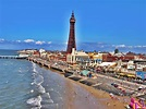 Minibus Hire Blackpool To Manchester, Lancashire With Driver