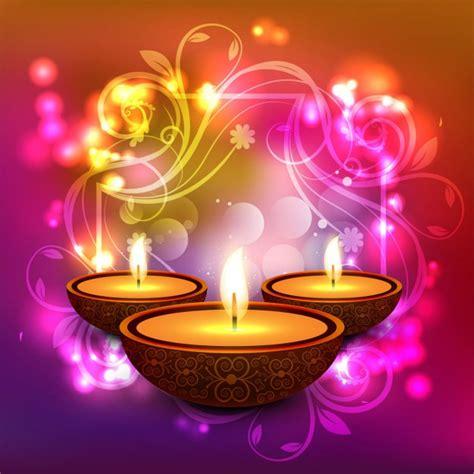 fundo feliz diwali baixar vetores gratis