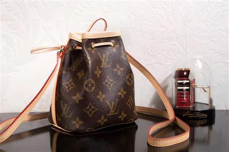 replica lv louis vuitton  nano noe bag monogram handbag brown lv  luxury shop