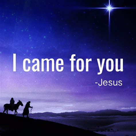 Came The by He Came For Us Sermonquotes