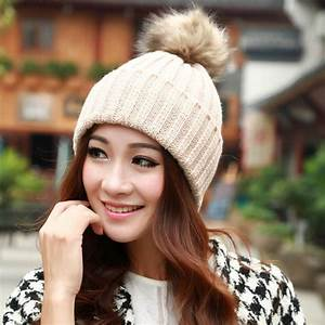 ᗛHQ 2017 New Women Winter ᗐ Hats Hats Beanies Knitd Caps ᐂ ...