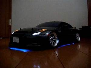 RC hpi E10 NISSAN R35 GT R NEON