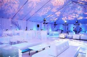 tent rental miami design a winter theme for your quinceanera