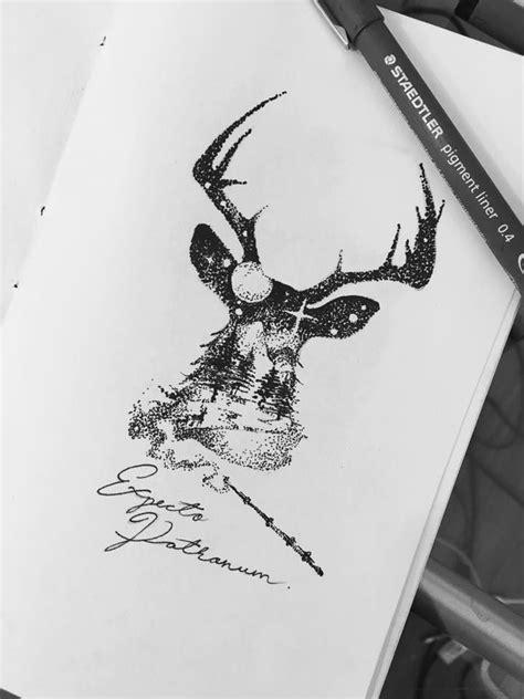 Javi Wolf : Photo | Harry potter tattoos, Harry potter drawings, Harry potter art