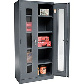 easy view cabinet organizers cabinets see thru door paramount clear view storage