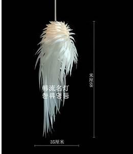 Lampe Aus Federn : online kaufen gro handel feder lampe aus china feder lampe ~ Michelbontemps.com Haus und Dekorationen