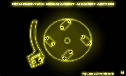 Magnet Electric Permanent Motor Non Mm5 Kb