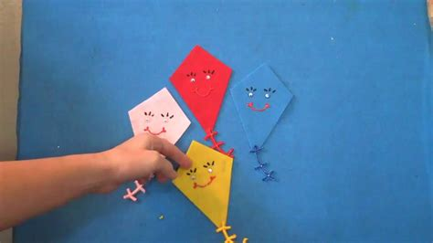 preschool songs five kites flannel board story 644 | maxresdefault