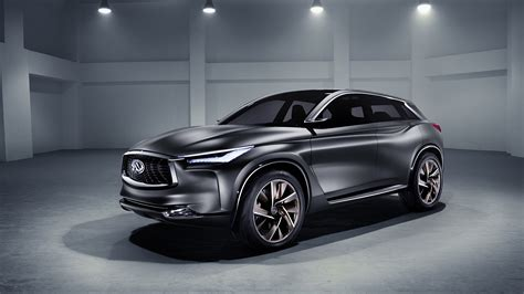 Infiniti QX Sport Inspiration Concept Shows Off Restyled ...