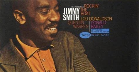 Egroj World Jimmy Smith • Rockin' The Boat (rvgedition