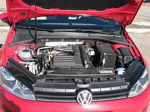 Volkswagen Golf Engine 2017