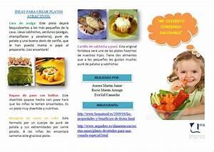 Las Majharas: Práctica 2: Hábitos saludables en la alimentación Infantil