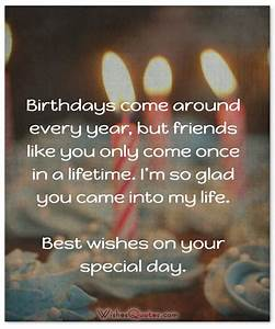 Best 25+ Birthday Wishes Friend ideas on Pinterest ...