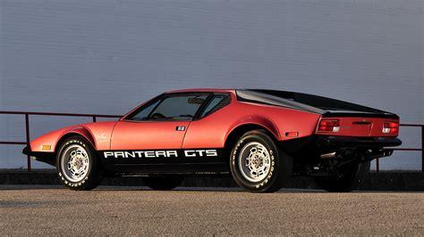 1974 De Tomaso Pantera Gts Wallpapers & Hd Images