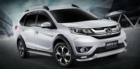 Honda Brv 2019 Picture by 2019 Honda Br V Review Changes Release Date Specs