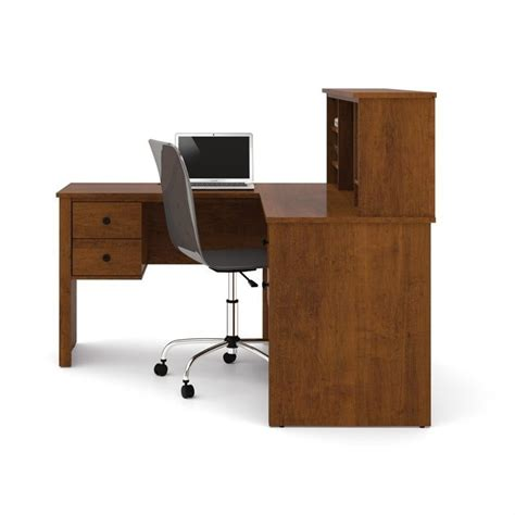 bestar somerville l shaped desk bestar somerville l shaped desk with hutch in tuscany