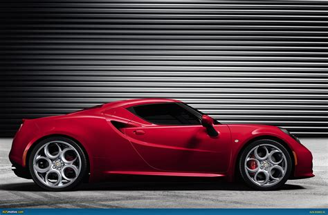 Romeo 4c by Ausmotive 187 Alfa Romeo 4c To Weigh Less Than 960kg