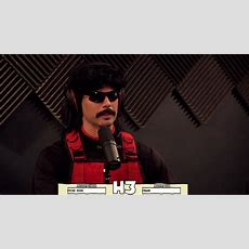"""Dr Disrespect Is """"bored"""" Of Apex Legends' Lack Of Content"""