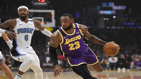 NBA Wrap: Magic end Lakers' streak, Rockets lose | Loop News