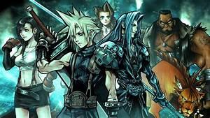 Final Fantasy VII Wallpapers Video Game HQ Final Fantasy