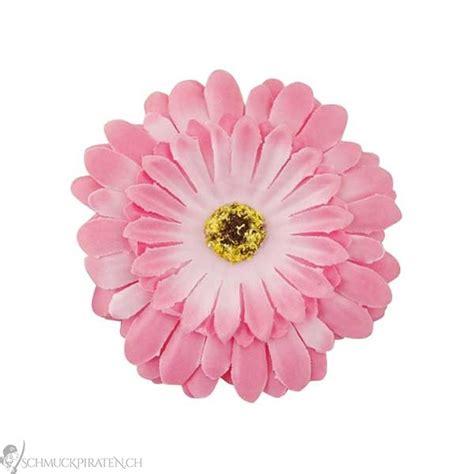Rosa Blumen by Haarklammer Quot Pink Flower Quot In Rosa