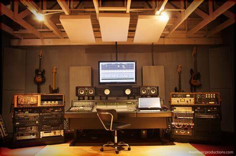 Studio Recording And Equipment York Recording Mas