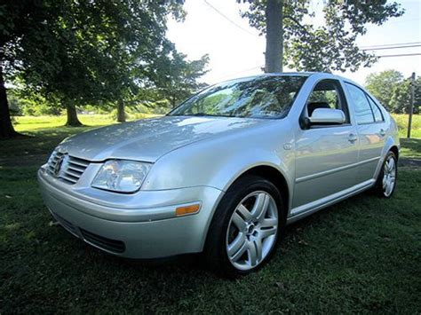 Buy Used No Reserve 2003 Volkswagen Jetta Glx Vr6 Sedan 4
