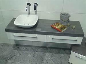Konsole Mit Schublade : waschtischplatte holz mit schublade ~ Whattoseeinmadrid.com Haus und Dekorationen