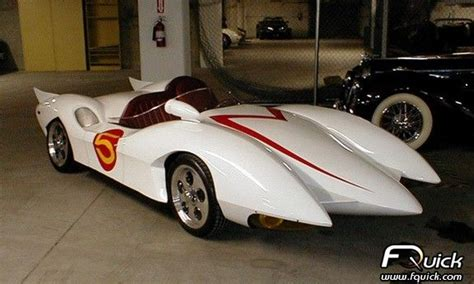 Real Life Mach 5 (speed Racer)