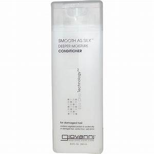 Giovanni, Smooth As Silk, Deeper Moisture Conditioner, 8.5 ...