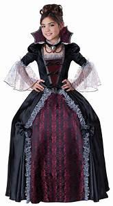 Halloween Kostüm Vampir : vampire costumes for girls super deluxe vampiress of ~ Lizthompson.info Haus und Dekorationen