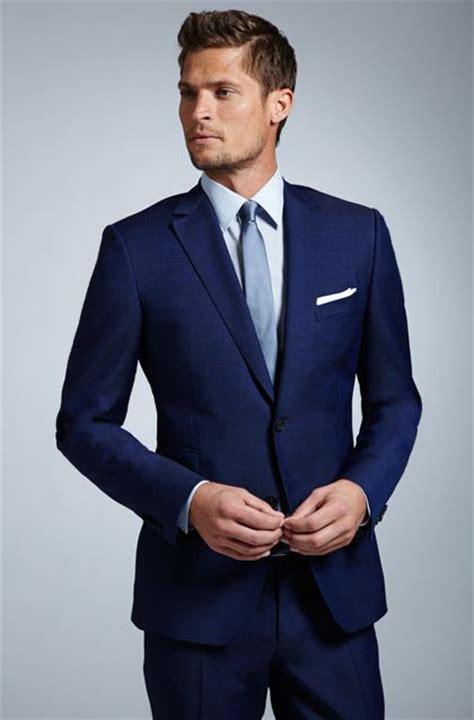 light navy blue suit navy suit light blue shirt blue tie blue suits