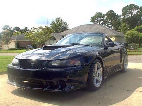 Stangboy9999 2001 Saleen Mustang Specs, Photos