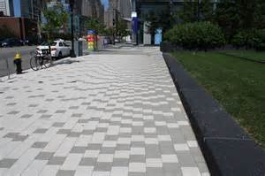 Pedestrian Promenade Land Perspective Effective Porch Flooring Options