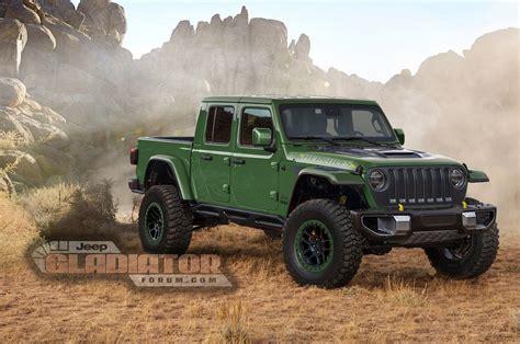 jeep working   raptor rivaling gladiator hercules