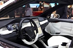Tesla Model X Interior | Ginevra 2013 Blog | YouTube | Faceb… | Flickr