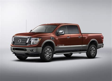 nissan truck 2016 2016 nissan titan pictures photos gallery green car reports