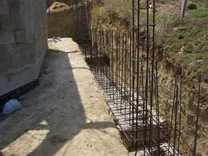 Ferraillage Fondation Mur De Cloture : joints de dilatation de mur de sout nement 14 messages ~ Dailycaller-alerts.com Idées de Décoration