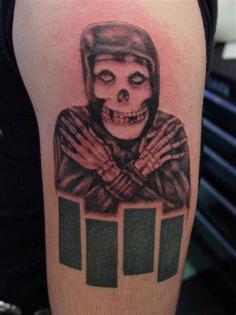 The Misfits | Tattoos, Misfits tattoo, Band tattoo