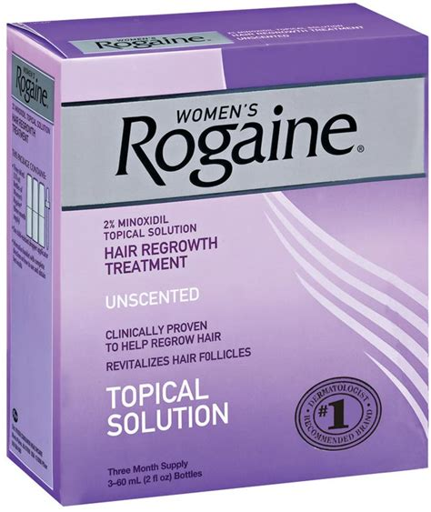 Amazon.com : Rogaine for Women Hair Regrowth Treatment (2