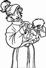 Coloring Pooka Anastasia Nice Disney Wecoloringpage Characters Sheets Princess sketch template
