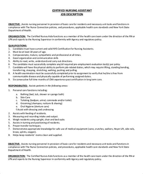 Cna Duty Checklist Printable Onlyonesearch Results