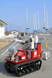 Can Japan Send In Robots To Fix Troubled Nuclear Reactors ...