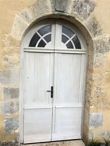 portes eurl landais menuiserie With porte d entrée plein cintre
